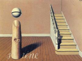 Рене Магритт. Запрещенная литература
