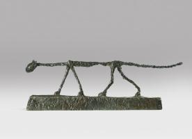 Alberto Giacometti. Le Chat