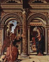 Франческо дель Косса. Алтарь Благовещения