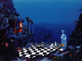 Джим Тодд. Шахматное поле