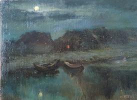 David Pilko. Night
