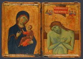 Умбрии или римской Итальянский. Богородица