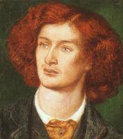 Данте Габриэль Россетти. Портрет мужчины