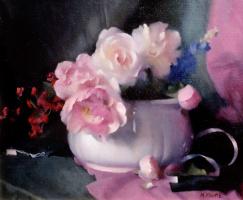 Мэри Минифи. Гармония в розовом
