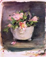 Джон Ла Фарж. Нежные цветы