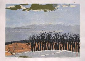 Тамами Шима. Деревья