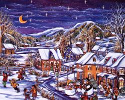 Луиза Лакорс. Концерт для большого снеговика