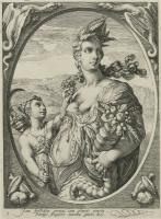 Хендрик Гольциус. Церера. 1575-1607