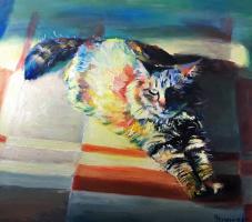Elizabeth Evgenievna Chernysheva. Couch Potato