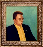 Николай Николаевич Седнин. Портрет Владимира Коптева-Дворникова
