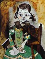 Пабло Пикассо. Голубь