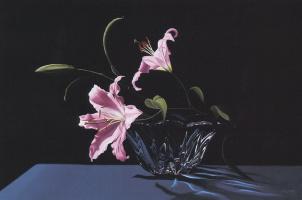 Джейн Джонс. Хрусталь и лилии