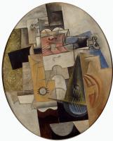 Пабло Пикассо. Музыкальные инструменты