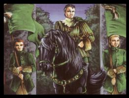 Хизер Брутон. Черный конь