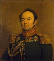 Джордж Доу. Портрет Арсения Андреевича Закревского