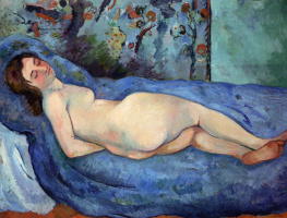 Henri Manguin. Sleep