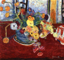 Dining Room In The Country By Pierre Bonnard History Analysis Facts