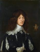 Голландский. Портрет молодого человека в черном