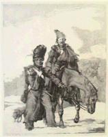 Théodore Géricault. Return