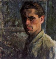 Марио Сирони. Портрет мужчины