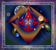 Юрий Николаевич Сафонов (Yury Safonov). «Космические пирамиды» — энергетический кристалл