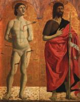 Пьеро делла Франческа. Святой Себастьян