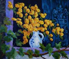 Лариса Луканева. Золотые шары