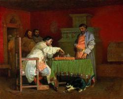 Сцена из домашней жизни русских царей
