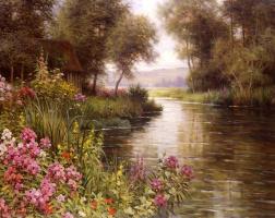 Луи Астон Найт. Цветок на краю реки