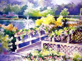 Том Линч. Цветущий сад