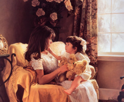 Жан Монти. Мать и дочь