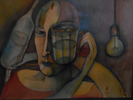 Nino Archilovna Givishvili. Loneliness