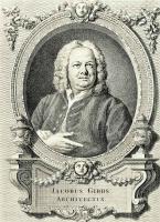 Уильям Хогарт. Портрет архитектора Якоба Гиббса