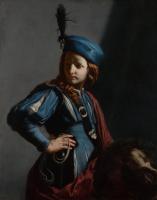 Гвидо Каньяччи. Давид с головой Голиафа