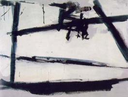 Франц Клайн. Рисунок номер 2