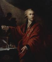 Иоганн-Батист Лампи Старший. Портрет графа Алексея Мусина-Пушкина