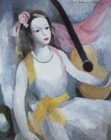 Мари Лорансен. Женщина с гитарой