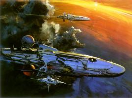 Джон Берки. Звездные войны 4