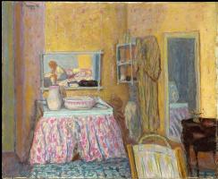 Pierre Bonnard. Restroom