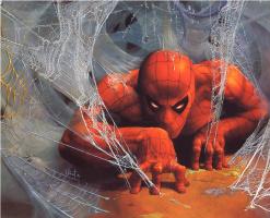 Винс Эванс. Человек-паук