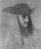 Джон Синглтон Копли. Портрет мужчины в шляпе