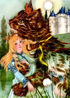 Адриенн Сегур. Кип и очарованный кот