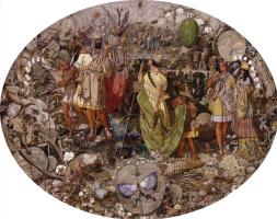 Dispute: Oberon and Titania