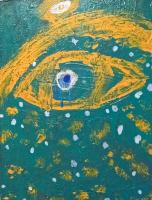 Алан Орешенков. Глаз