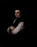 Франсиско Гойя. Портрет Тибурсио Переса-и-Куэрво