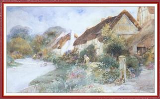 Томас Маккей. Сельский пейзаж