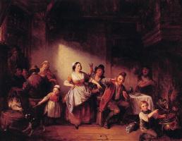 Генрих Энгельберт Реунтдженс. Веселые решения