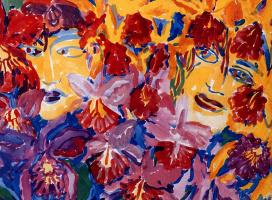 Хант Слонем. Орхидеи