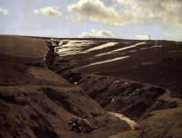 Пал Синьеи-Мерше. Тающий снег