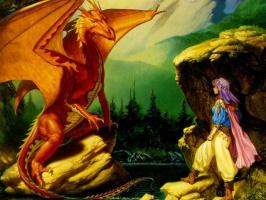 Майкл Уилан. Красный дракон